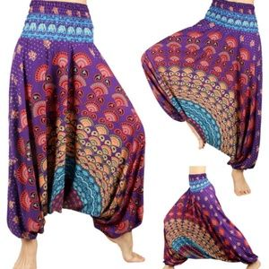 Gypsy Harem pants (New)